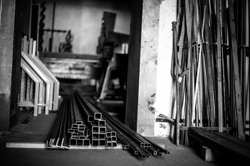 Spezialkonstruktionen aus Stahl und Edelstahl