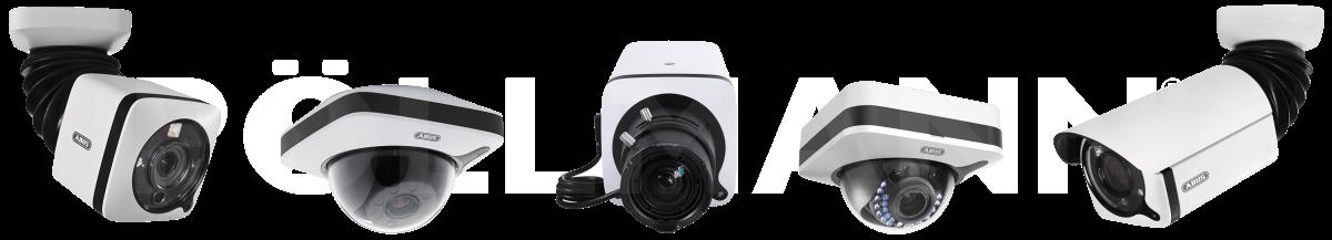 Übersicht über verschiedenen Kameratypen