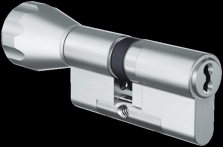 Schließsystem EVVA 4KS Knaufzylinder