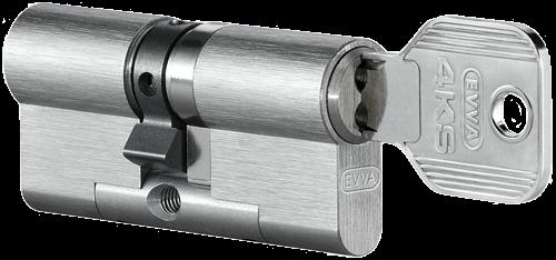 Schließsystem EVVA 4KS Doppelzylinder