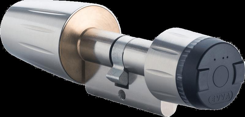 Schließsystem EVVA e-primo Zylinder