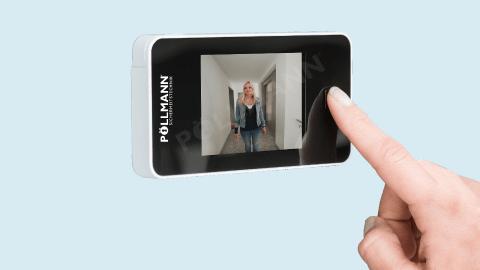 Digitale Türspione